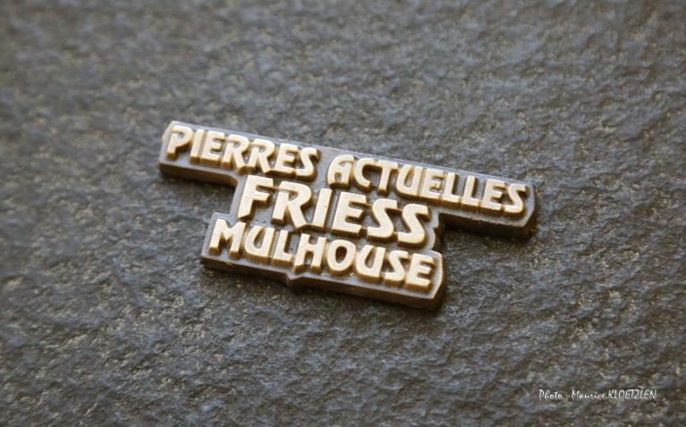 Pierres Actuelles Friess, marbrerie et graniterie à Mulhouse